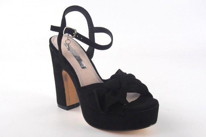 Sandalia señora XTI 32074 negro