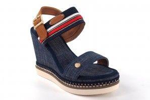 Sandale femme XTI BASIC 64403 denim