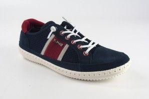 Zapato caballero YUMAS lisboa azul