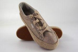 Zapato señora MUSTANG 69476 oro