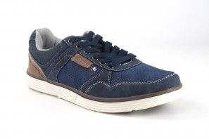 Zapato caballero SWEDEN KLE 613515 azul