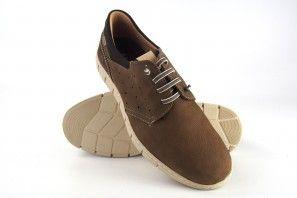 Zapato caballero BAERCHI 5370 tierra