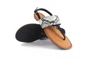 Sandalia señora ISTERIA 9075 negro