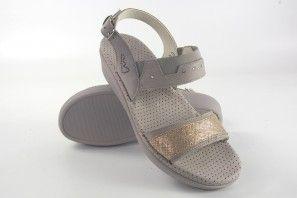 Sandale femme VITA UNICA MA41618 BEIG