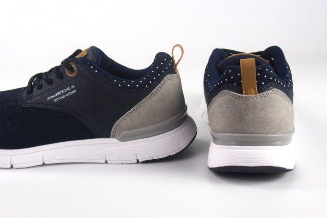 Zapato caballero BITESTA 19s 4701a azul