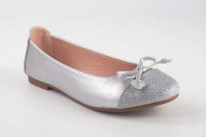 Zapato niña BUBBLE BOBBLE a2482 plata