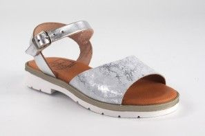 Mädchensandale LOLA CANALES 3910 Silber