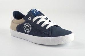Chaussure garçon MUSTANG KIDS 47749 bleu