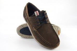 Zapato caballero BITESTA 19s 5304a taupe
