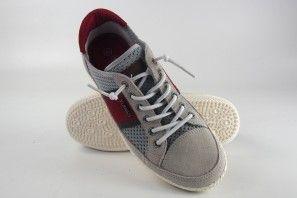Zapato caballero YUMAS lisboa gris