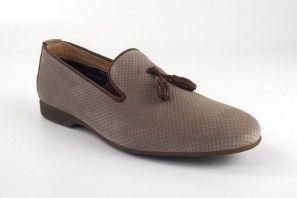 Zapato caballero BAERCHI 2302 taupe