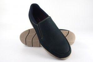 Zapato caballero BAERCHI 5087 azul