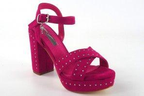 Sandale femme XTI 32056 fuxia
