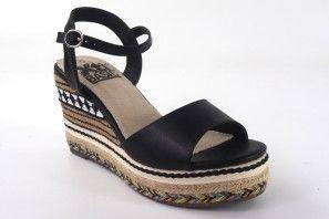 Sandale femme XTI BASIC 46766 noir