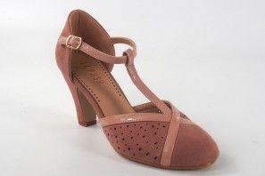 Chaussure femme LA PUSH 5015 saumon