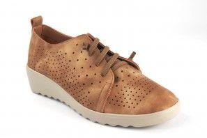 Zapato señora RELAX4YOU 122 tostado