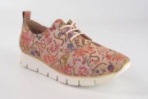 Zapato señora MARIA JAEN 8035 beig