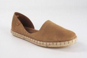 Zapato señora CALZAMUR 691 tostado