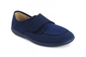 Pies delicados caballero VULCA BICHA 655 azul