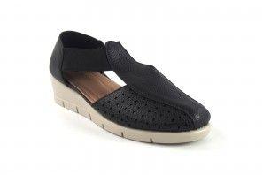 Zapato señora LA PUSH 8505 negro