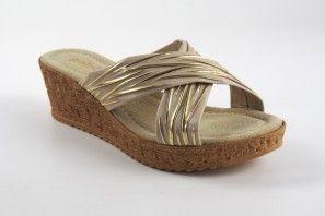 Sandalia señora KELARA c02 beig