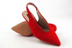 Zapato señora BEBY 19757 rojo