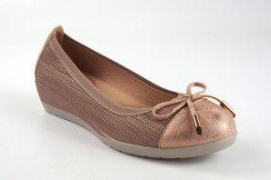 Zapato señora AMARPIES 15221 acs salmon