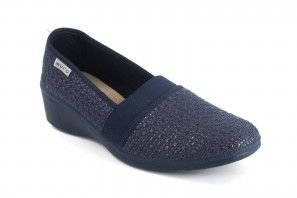 Damenschuh MURO 632 blau