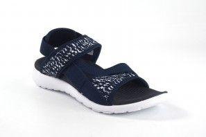 Zapato señora PAREDES vs 19259 azul