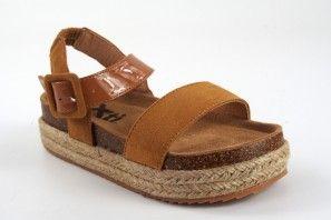 Sandale fille XTI KIDS 57210 cuir