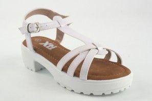 Sandale fille XTI KIDS 57103 blanc