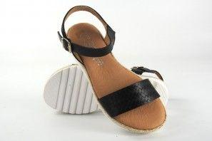 Sandale femme CO & SO 1102 noir