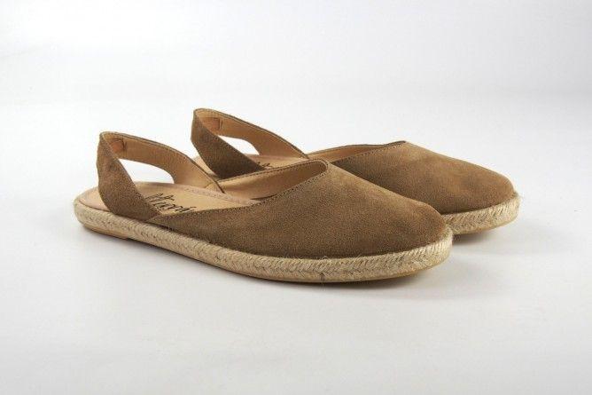 Zapato señora CALZAMUR 180 taupe