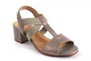 Sandale femme MARIA JAEN 500 or