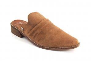 Zapato señora MUSE & CLOUD achily cuero