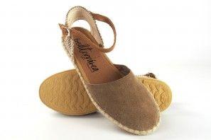 Chaussure femme CALZAMUR 188 (688) taupe