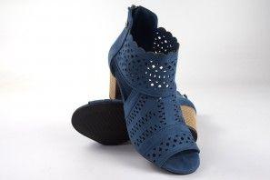 Damenstiefel XTI 44093 blau