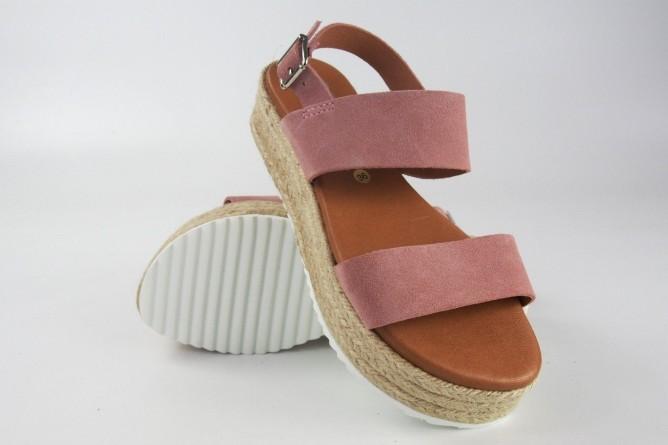 Sandalia señora CO & SO 23021 rosa