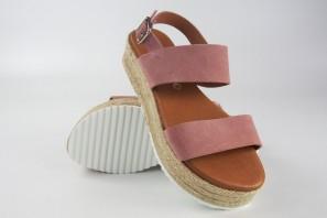 Sandale femme CO & SO 23021 rose