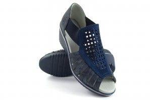 Zapato señora RELAX4YOU 572 azul