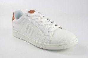 Zapato caballero MUSTANG 84385 blanco