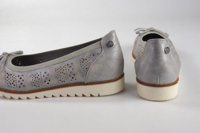 Zapato señora XTI 49792 plata