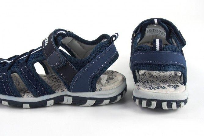 Sandalia niño LOIS 63067 azul