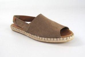 Sandalia señora CALZAMUR 186 (687) taupe