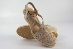 Zapato señora CALZAMUR 251 beig