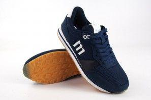 Zapato señora MUSTANG 69362 azul