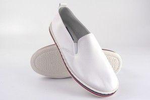 Zapato caballero NELES 6903rb blanco