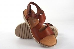 Sandale femme CO & SO 1125 cuir