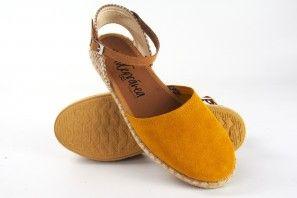 Zapato señora CALZAMUR 188 (688) mostaza