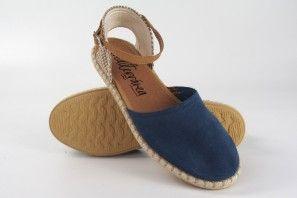 Zapato señora CALZAMUR 188 (688) azul